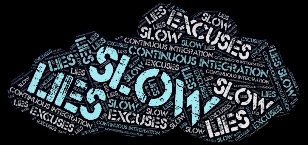 slow Ci is a lie